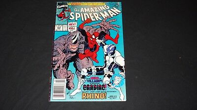 Amazing Spider-Man 344 March 1991 1St Cletus Kasady
