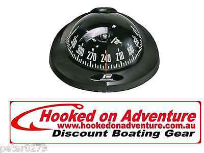 Offshore 75 Powerboat Compasses Flush Mount Black HOARWB8010