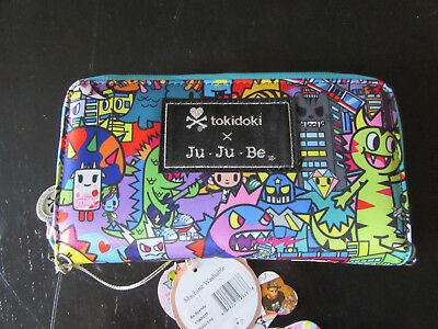 Jujube Ju Ju Be Tokidoki Kaiju City Be Spendy NWT (A)
