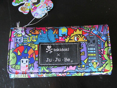 Jujube Ju Ju Be Tokidoki Kaiju City Be Rich NWT (E)