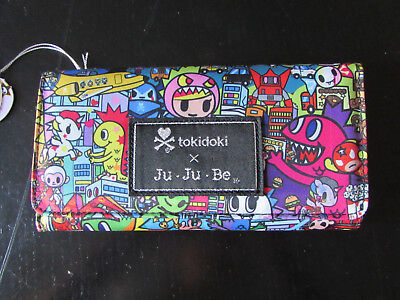 Jujube Ju Ju Be Tokidoki Kaiju City Be Rich NWT (J)