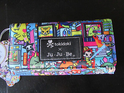 Jujube Ju Ju Be Tokidoki Kaiju City Be Rich NWT (A)