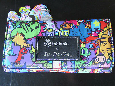 Jujube Ju Ju Be Tokidoki Kaiju City Be Rich NWT (C)