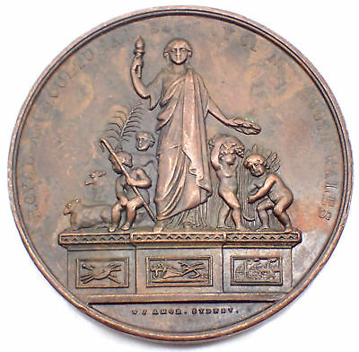 Royal Agricultural Society of New South Wales Medal by Amor, Sydney