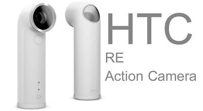 New Sealed HTC RE 16MP 1080P Ultra-Wide Angle Lens Waterproof Digital Camera