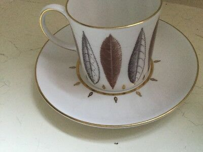 Beautiful Susie Cooper Cup And Saucer