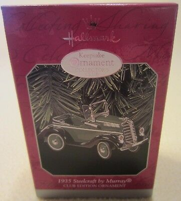 Hallmark Club Edition 1998 ~ 1935 Steelcraft by Murray