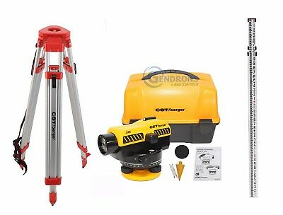 Cst Berger Sal32 Auto Level,Surveying, Sokkia,Topcon,Spectra,55-Sal32Nd,Transit