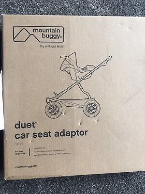 Mountain buggy duet car seat adapter -Clip 28