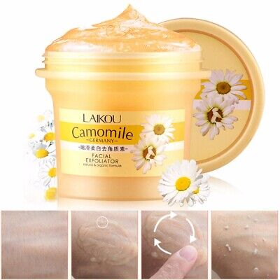 1X Face Facial Body Scrub Removal Peeling Cream Gel Exfoliator Exfoliating Cream