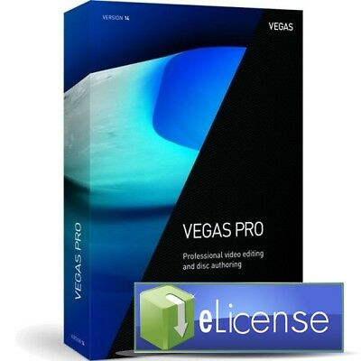 Sony Vegas Pro 14 Video Audio & Blu-ray - **DigitaI**