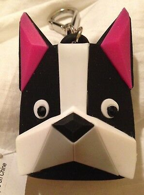 PocketBac Boston Terrier FRENCH BULLDOG hand sanitizer Holder