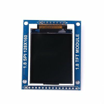 "1.8"" ST7735 SPI 128x160 Bright TFT LCD Display Module For Electronic Device"