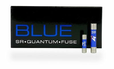 Synergistic Research Quantum Blue Uk Mains Plug Fuse 13 Amp