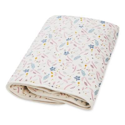 NEW Mimi Disain Baby Blanket - Pressed Leaves