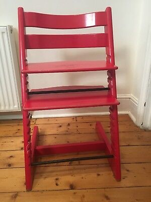 Stokke Tripp Trapp baby kid high chair