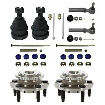 Eight (8) Pieces Chassis Suspension Kit fits 1994-2004 Ford Mustang