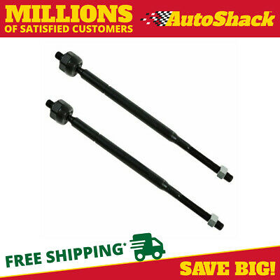 Pair Left Right Front Inner Tie Rod Ends fits Jeep Compass Patriot