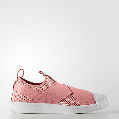 adidas Superstar Slip-on Shoes Women's Pink