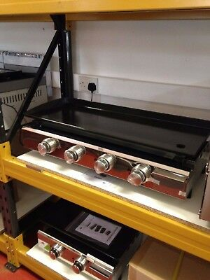 Griddle 4 Burner LPG gas BRAND NEW