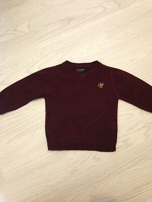 Boys Next Jumper 9-12 Months