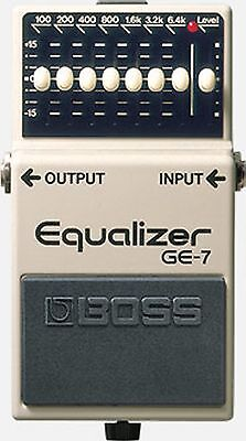 Boss GE-7 Equalizer Pedal DIY Mod Kit - Upgrade your effect pedal
