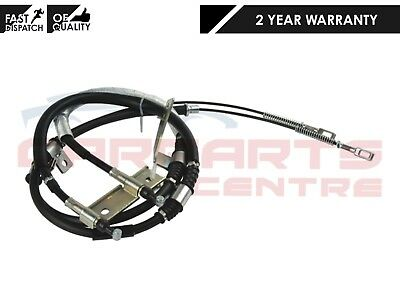 For Ssangyong Rexton Rx270 Rx290 Brand New Rear Hand Brake Cable 2004-2007