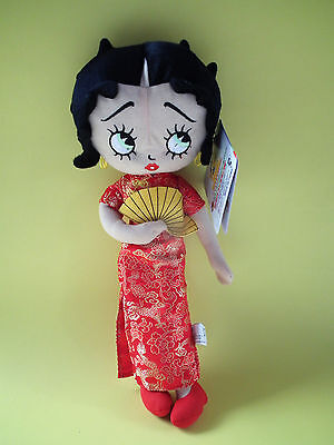 Sugar Loaf Betty Boop World Traveller Oriental CHINA Outfit Stuffed Toy 2014