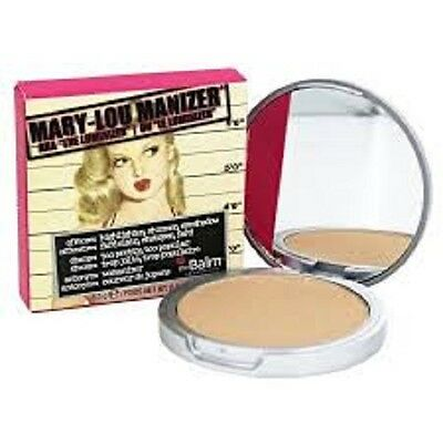 The Balm Cosmetics Mary Lou Manizer Sist Highlighter Face,eyes Shadow,shimmer..