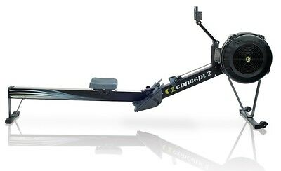 Concept 2 Rowing Machine Model D PM5 Monitor - Hardly used