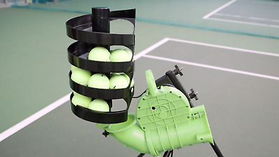 Baseliner Slam Tennis Ball Machine Value Pack (Increased Ball Capacity)