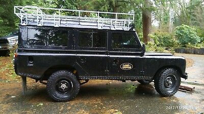 """1979 Land Rover Other  1979 Land Rover Series III 109"""""""