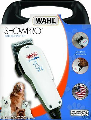Wahl pro Pet Trimmer Animal Clipper 9265-2016 Show pro Net Ww Shipping