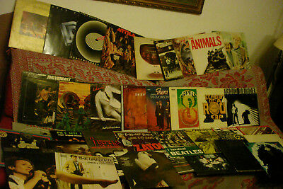 Lp Sammlung Acdc Purple Attila Queen Beatles Hendrix Them Steppenwolf Animals