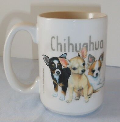 CHIHUAHUA Coffee Mug - Dog / Animal Fiddler's Elbow Collectible