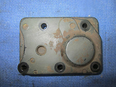 Evinrude Johnson Outboard Thermostat Housing Cover P# 312714 prior P# 311239