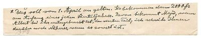 Albert Einstein Autograph Letter Signed - To Special Relativity Co-Discoverer