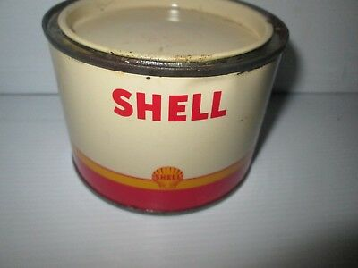 One Lb. Can Shell Grease