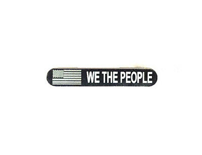 Engraved Magazine Catch - We The People