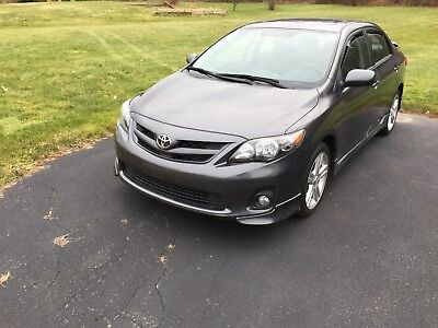 2013 Toyota Corolla S 2013 Toyota Corolla S only 47k miles Manual Transmission