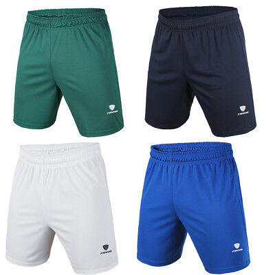 Mens Casual Active Football Sport Shorts Gym Running Fitness Sports Shorts M-3XL