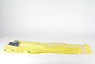 "NEW WaterShed Men's Medium, Inseam 31"", Yellow, Gore-Tex Rain Pants"