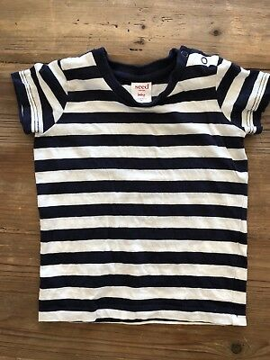 Seed Baby T-shirt Size 00 3-6 Months