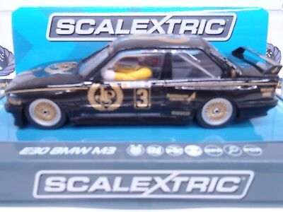 Slot Car Scalextric BMW E30 M3 1987 Australian Touring Car Champion Jim Richards