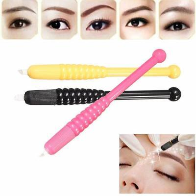 Tatouage permanent stylo sourcil Microblading jetables F9 F12 outils