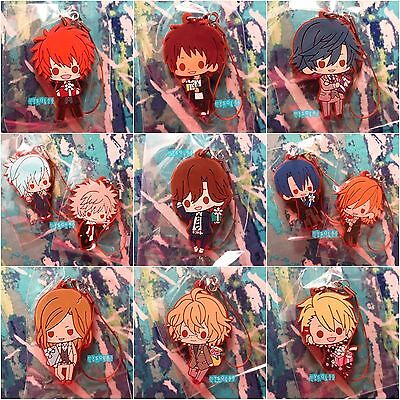 Uta no Prince Sama Maji Sweet Gift Version Rubber Strap Charm