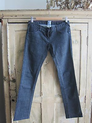 Sass and Bide charcoal color jeans sz26