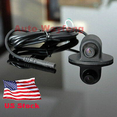 360 Degree Car Rear/Front View Camera Reversing Backup Camera Night Vision