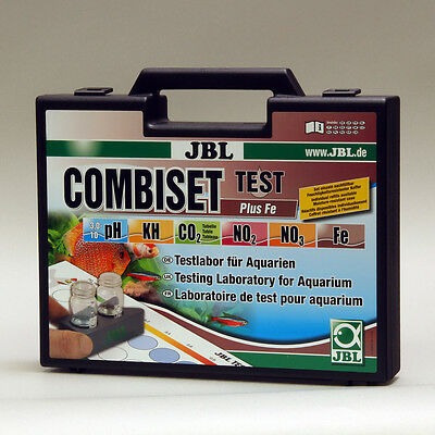 JBL Test Combi Set Plus FE Suitcase Water Testing Suppress Values
