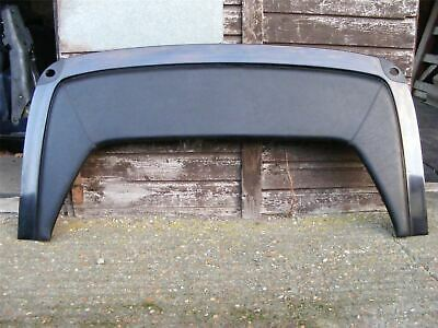 Mercedes 1297500046 Roof - Folding Roof Cover Leather - Black | R129 SL
